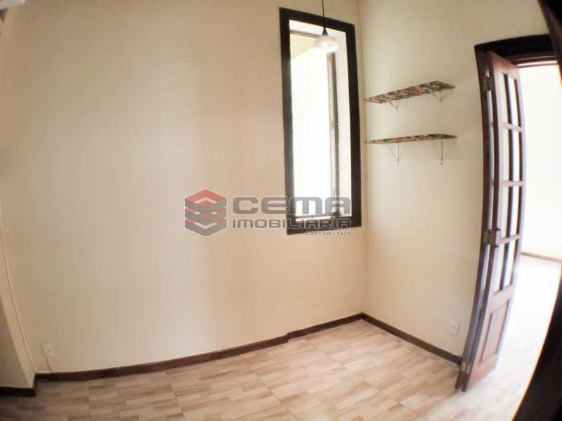 Sala - Apartamento 1 quarto para alugar Laranjeiras, Zona Sul RJ - R$ 1.450 - LAAP12148 - 4