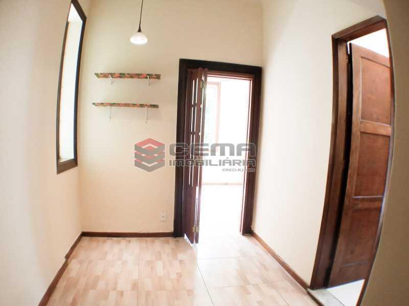 Sala  - Apartamento 1 quarto para alugar Laranjeiras, Zona Sul RJ - R$ 1.450 - LAAP12148 - 1