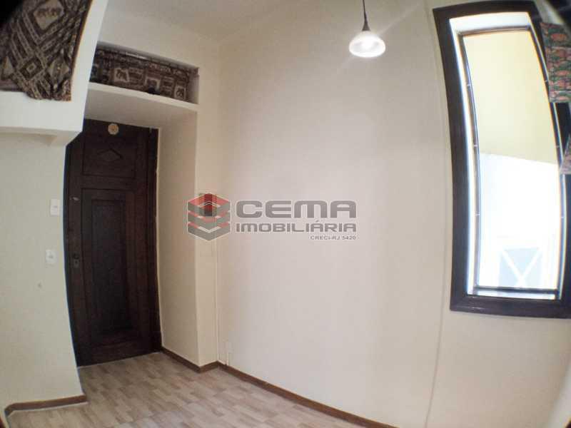 Sala - Apartamento 1 quarto para alugar Laranjeiras, Zona Sul RJ - R$ 1.450 - LAAP12148 - 3