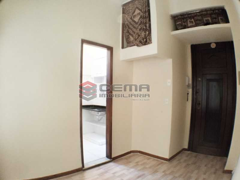 Sala - Apartamento 1 quarto para alugar Laranjeiras, Zona Sul RJ - R$ 1.450 - LAAP12148 - 5