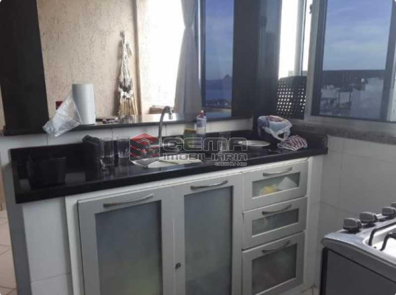 1 - Apartamento à venda Rua Joaquim Silva,Centro RJ - R$ 420.000 - LAAP12150 - 7