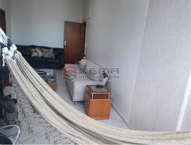 3 - Apartamento à venda Rua Joaquim Silva,Centro RJ - R$ 420.000 - LAAP12150 - 3