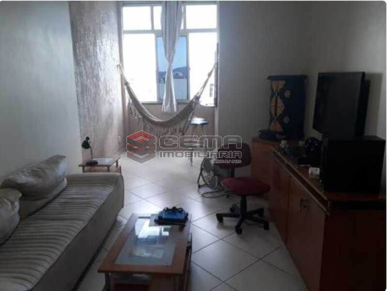8 - Apartamento à venda Rua Joaquim Silva,Centro RJ - R$ 420.000 - LAAP12150 - 4