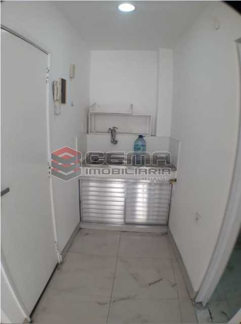 10 - Kitnet/Conjugado 21m² à venda Glória, Zona Sul RJ - R$ 190.000 - LAKI01098 - 11