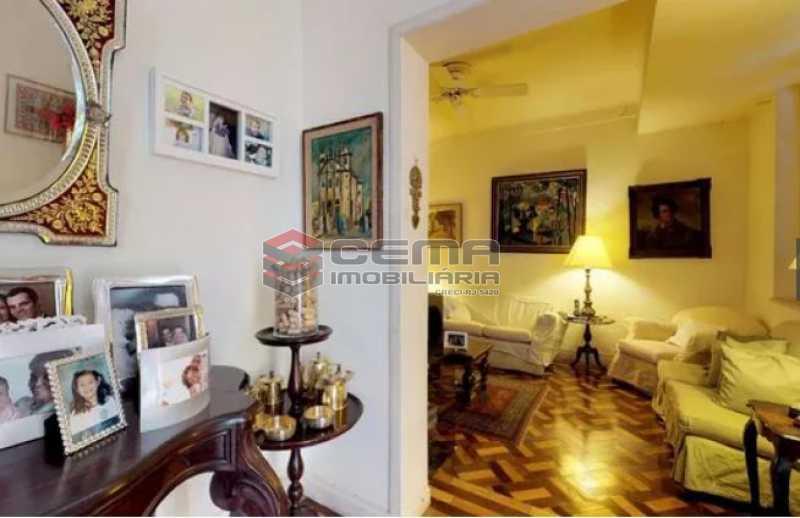 2 sala - Casa à venda Rua Otávio Correia,Urca, Zona Sul RJ - R$ 2.800.000 - LACA40085 - 4