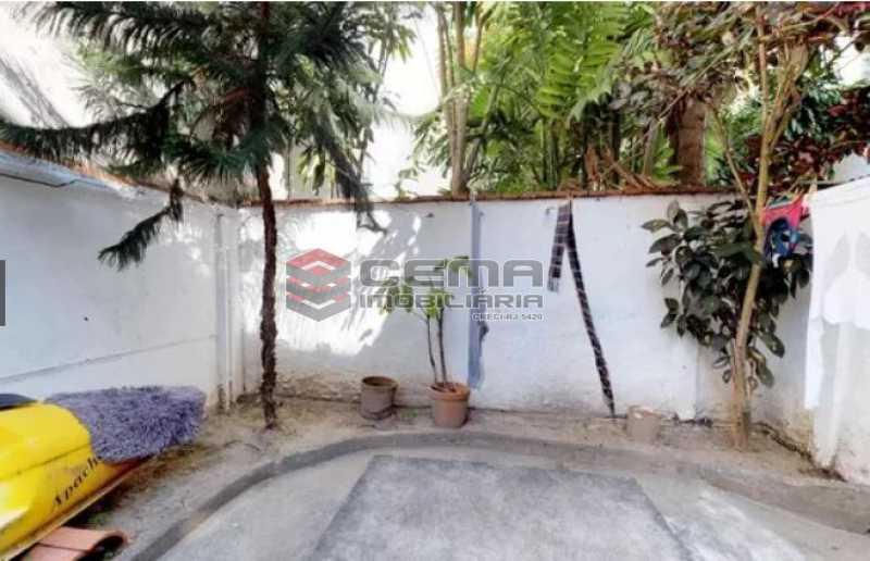 fundos - Casa à venda Rua Otávio Correia,Urca, Zona Sul RJ - R$ 2.800.000 - LACA40085 - 17