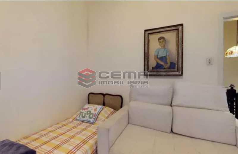 quarto - Casa à venda Rua Otávio Correia,Urca, Zona Sul RJ - R$ 2.800.000 - LACA40085 - 12