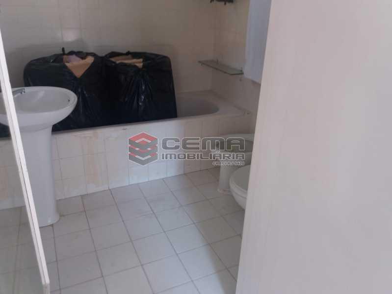 banheiro - Casa à venda Rua Otávio Correia,Urca, Zona Sul RJ - R$ 2.800.000 - LACA40085 - 19
