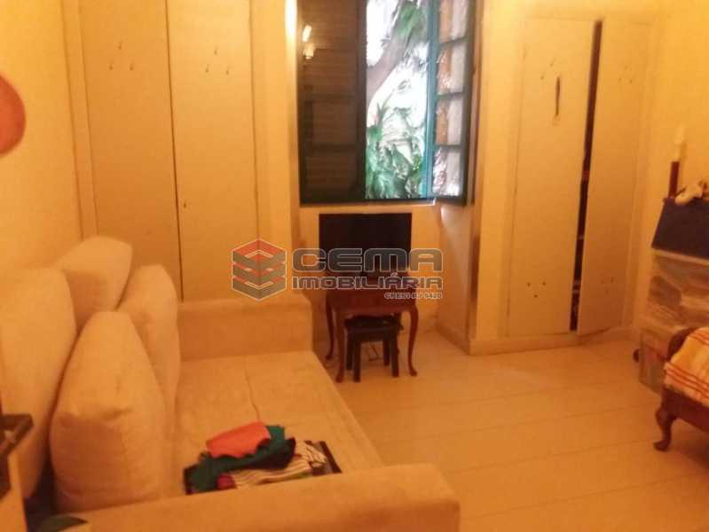quarto - Casa à venda Rua Otávio Correia,Urca, Zona Sul RJ - R$ 2.800.000 - LACA40085 - 20