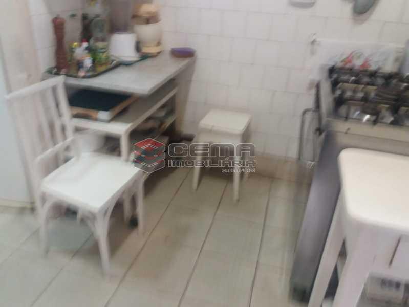 cozinha - Casa à venda Rua Otávio Correia,Urca, Zona Sul RJ - R$ 2.800.000 - LACA40085 - 22