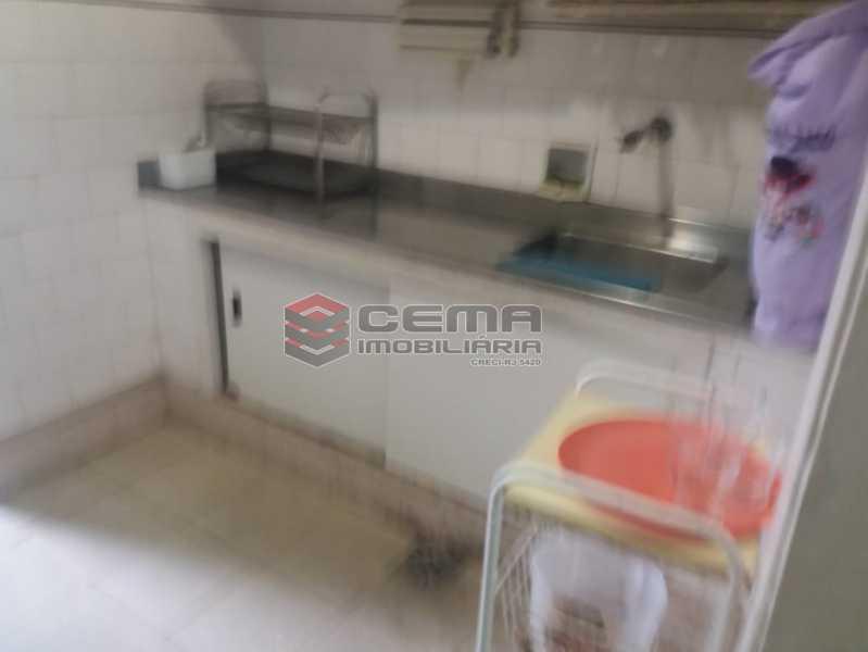 cozinha - Casa à venda Rua Otávio Correia,Urca, Zona Sul RJ - R$ 2.800.000 - LACA40085 - 24