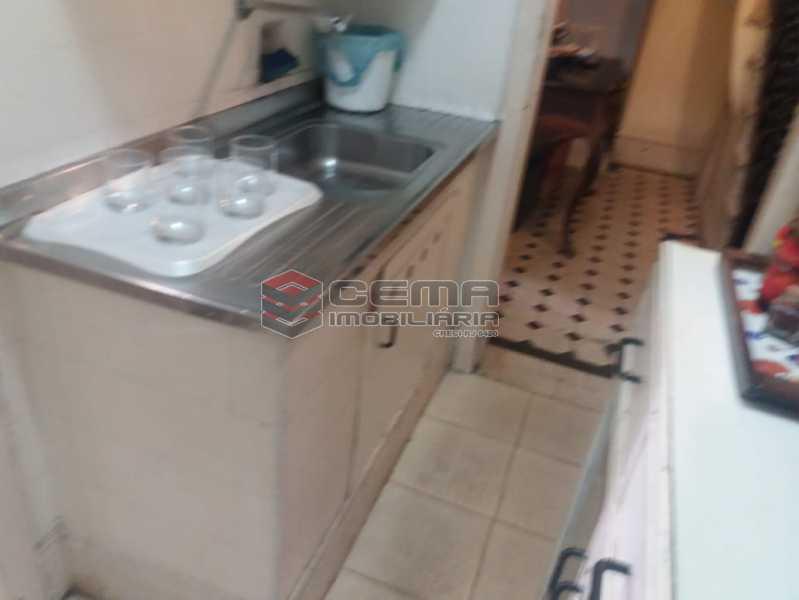 cozinha - Casa à venda Rua Otávio Correia,Urca, Zona Sul RJ - R$ 2.800.000 - LACA40085 - 25