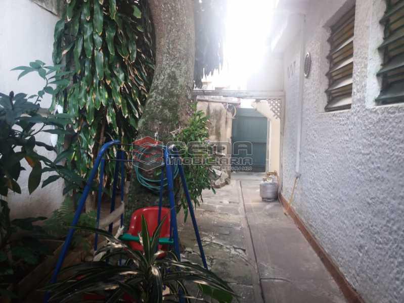jardim - Casa à venda Rua Otávio Correia,Urca, Zona Sul RJ - R$ 2.800.000 - LACA40085 - 29