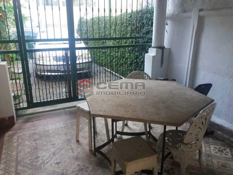 garagem - Casa à venda Rua Otávio Correia,Urca, Zona Sul RJ - R$ 2.800.000 - LACA40085 - 30