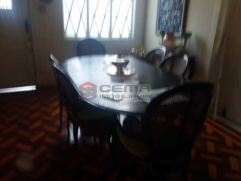 sala - Casa à venda Rua Otávio Correia,Urca, Zona Sul RJ - R$ 2.800.000 - LACA40085 - 11