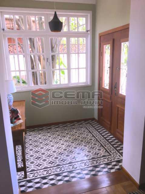 3 - casa 4 quartos com 2 vagas em Santa teresa - LACA40086 - 10