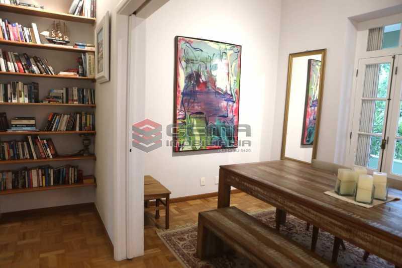 6 - casa 4 quartos com 2 vagas em Santa teresa - LACA40086 - 12