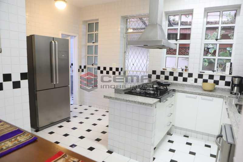 9 - casa 4 quartos com 2 vagas em Santa teresa - LACA40086 - 14
