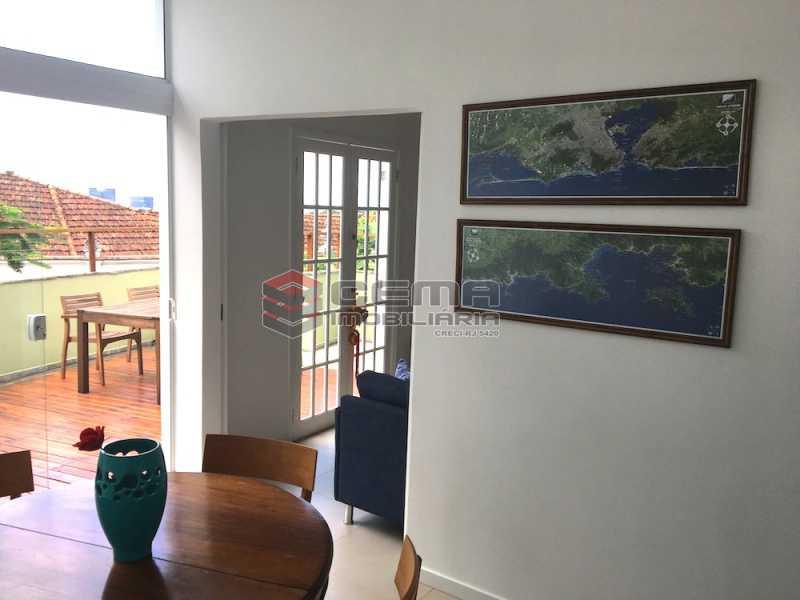 11 - casa 4 quartos com 2 vagas em Santa teresa - LACA40086 - 6