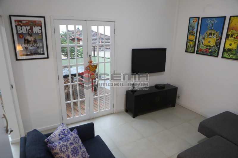 12 - casa 4 quartos com 2 vagas em Santa teresa - LACA40086 - 15