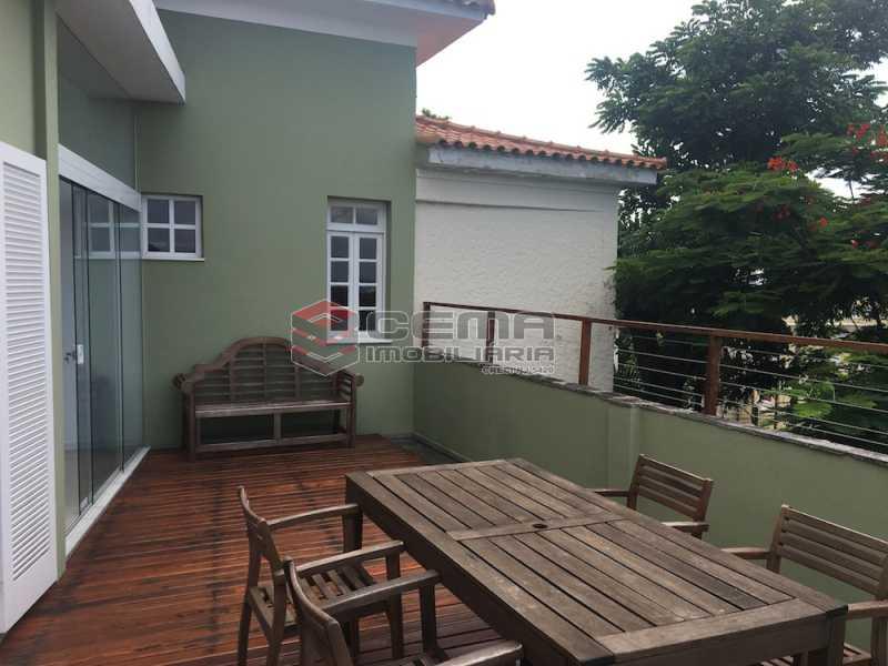 13 - casa 4 quartos com 2 vagas em Santa teresa - LACA40086 - 19