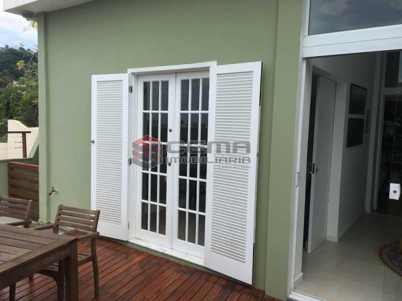 15 - casa 4 quartos com 2 vagas em Santa teresa - LACA40086 - 7