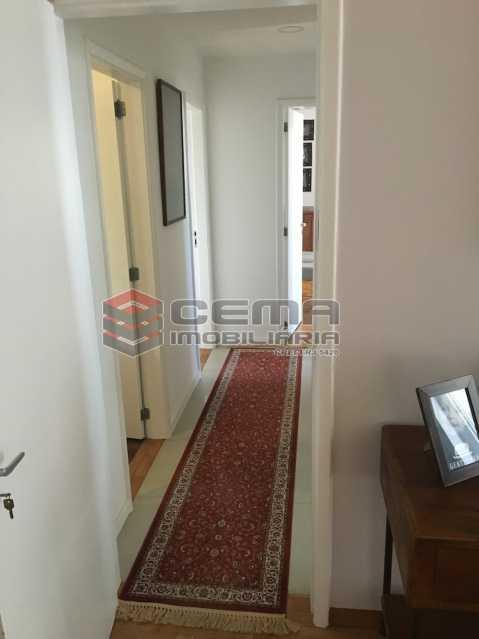 16 - casa 4 quartos com 2 vagas em Santa teresa - LACA40086 - 16