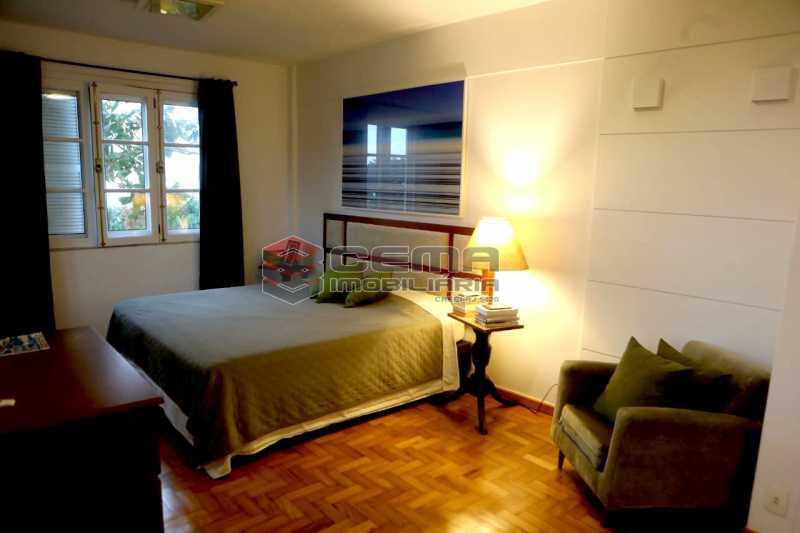17 - casa 4 quartos com 2 vagas em Santa teresa - LACA40086 - 17