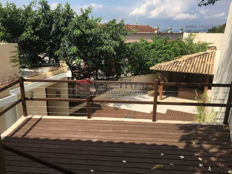24 - casa 4 quartos com 2 vagas em Santa teresa - LACA40086 - 4