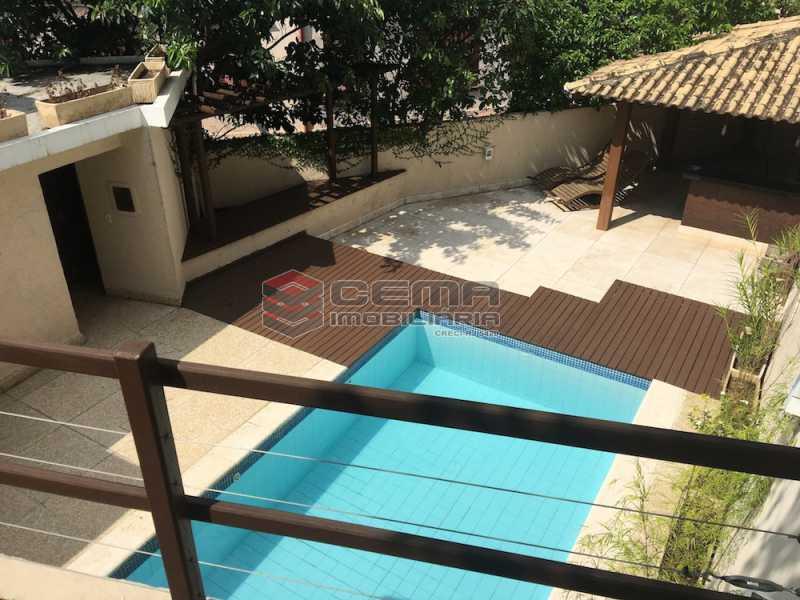 25 - casa 4 quartos com 2 vagas em Santa teresa - LACA40086 - 1