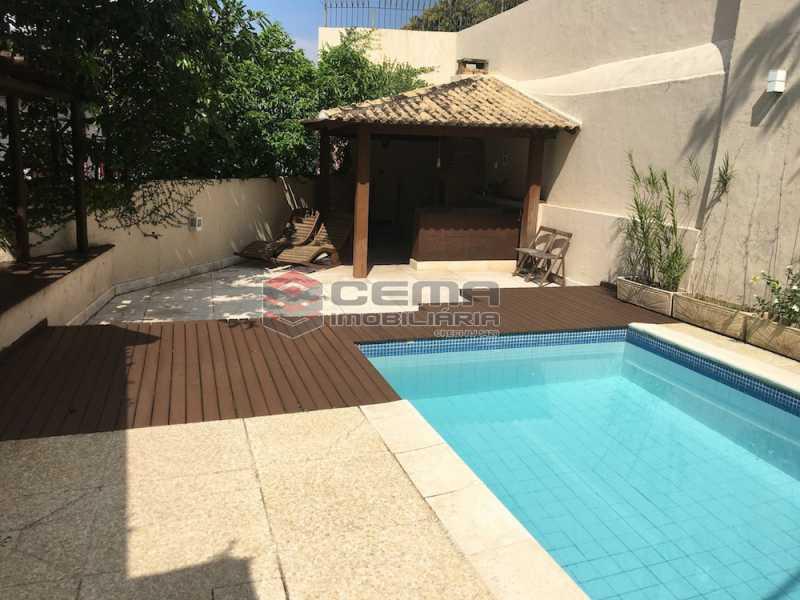 26 - casa 4 quartos com 2 vagas em Santa teresa - LACA40086 - 3