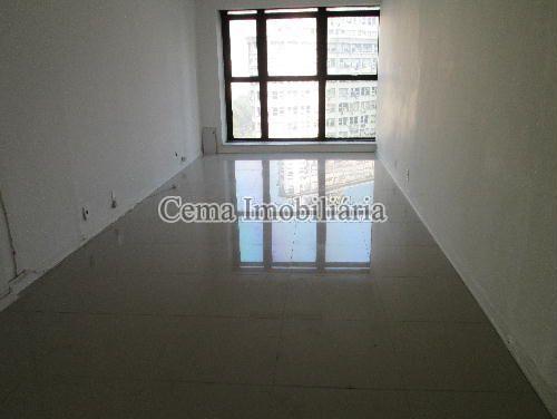 SALA CENTRO - Sala Comercial 35m² À Venda Centro RJ - R$ 290.000 - LZ00304 - 1