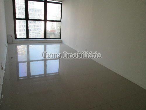 SALAANG03 - Sala Comercial 35m² À Venda Centro RJ - R$ 290.000 - LZ00304 - 4