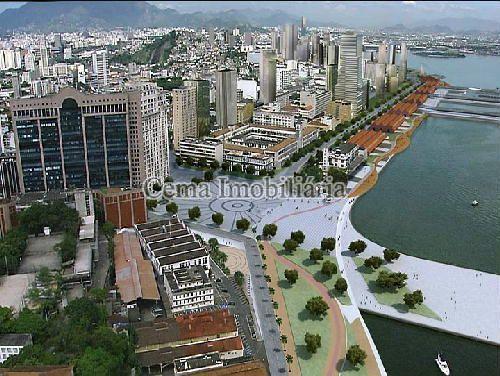 PORTO MARAVILHA 02 - Sala Comercial 35m² À Venda Centro RJ - R$ 290.000 - LZ00304 - 10