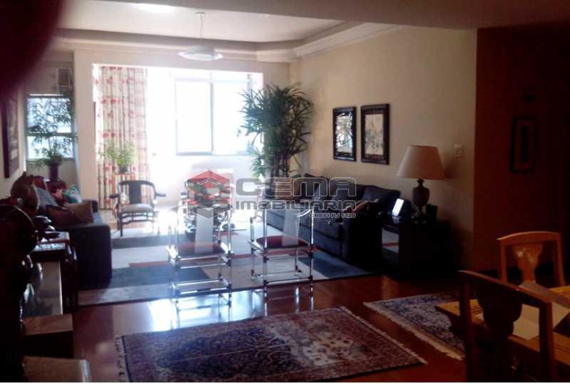 1 - Sala - Apartamento à venda Rua Visconde de Pirajá,Ipanema, Zona Sul RJ - R$ 3.000.000 - LAAP40690 - 1