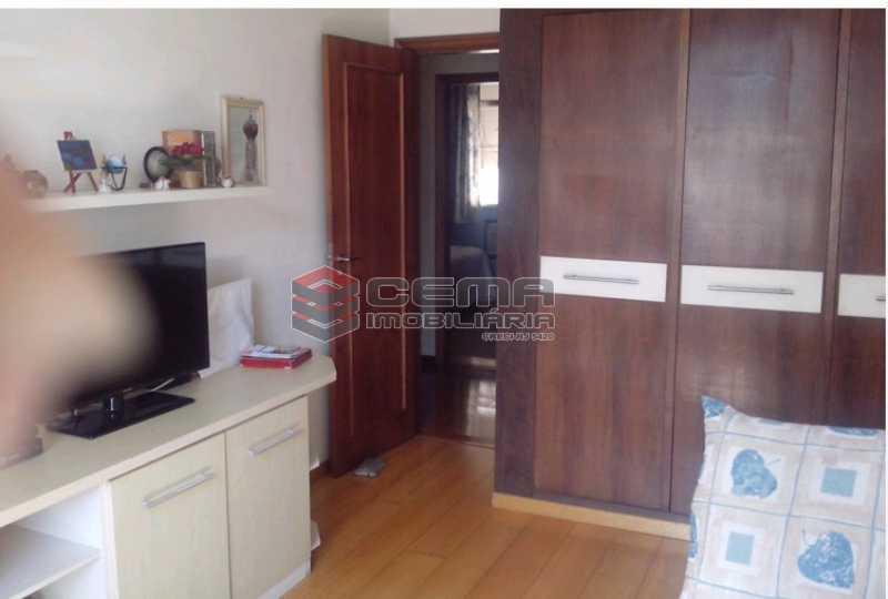 4 - Quarto - Apartamento à venda Rua Visconde de Pirajá,Ipanema, Zona Sul RJ - R$ 3.000.000 - LAAP40690 - 5