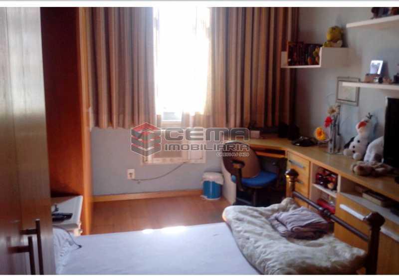 6 - Quarto 2 - Apartamento à venda Rua Visconde de Pirajá,Ipanema, Zona Sul RJ - R$ 3.000.000 - LAAP40690 - 7