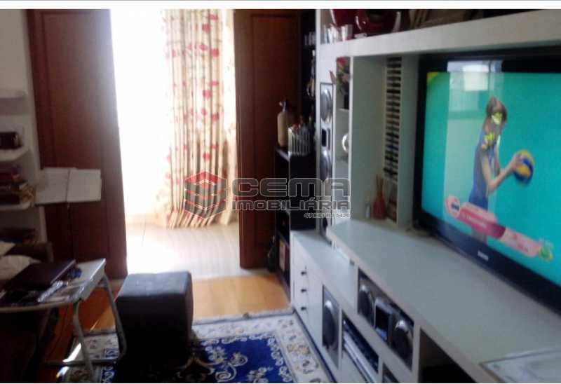 7 - Quarto 3 - Apartamento à venda Rua Visconde de Pirajá,Ipanema, Zona Sul RJ - R$ 3.000.000 - LAAP40690 - 8