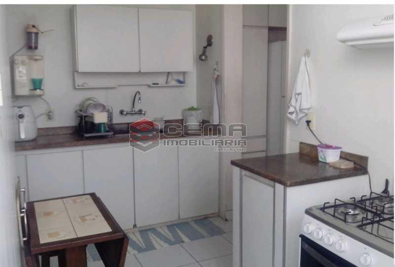 11 - Cozinha - Apartamento à venda Rua Visconde de Pirajá,Ipanema, Zona Sul RJ - R$ 3.000.000 - LAAP40690 - 12
