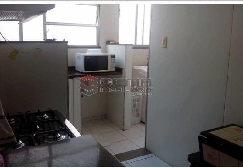 12 - Cozinha-Área - Apartamento à venda Rua Visconde de Pirajá,Ipanema, Zona Sul RJ - R$ 3.000.000 - LAAP40690 - 13