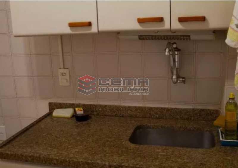 8 - Apartamento 1 quarto à venda Botafogo, Zona Sul RJ - R$ 535.000 - LAAP12170 - 9