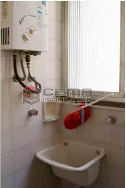 10 - Apartamento 1 quarto à venda Botafogo, Zona Sul RJ - R$ 535.000 - LAAP12170 - 15
