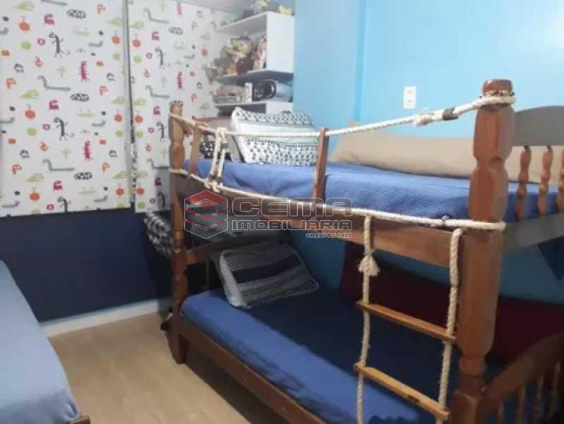 Quarto - Apartamento à venda Rua dos Araujos,Tijuca, Zona Norte RJ - R$ 398.000 - LAAP23825 - 8