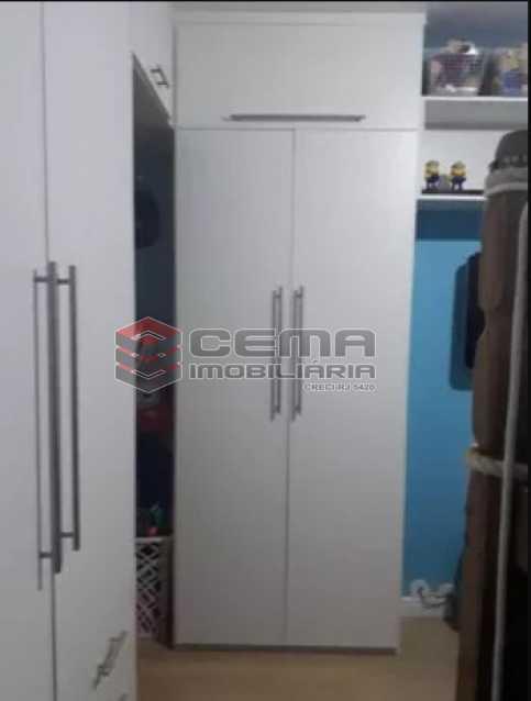 Quarto - Apartamento à venda Rua dos Araujos,Tijuca, Zona Norte RJ - R$ 398.000 - LAAP23825 - 11
