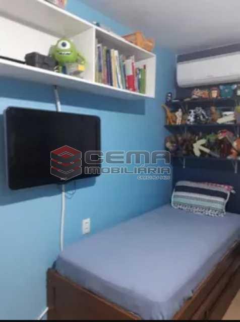 Quarto - Apartamento à venda Rua dos Araujos,Tijuca, Zona Norte RJ - R$ 398.000 - LAAP23825 - 12