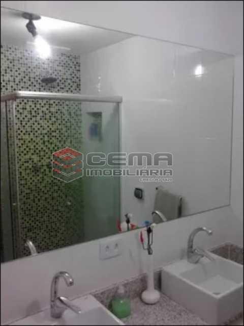 Banheiro Social - Apartamento à venda Rua dos Araujos,Tijuca, Zona Norte RJ - R$ 398.000 - LAAP23825 - 4
