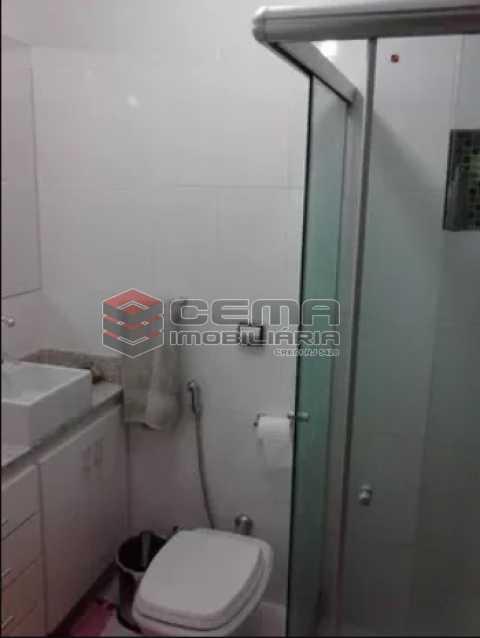 Banheiro Social - Apartamento à venda Rua dos Araujos,Tijuca, Zona Norte RJ - R$ 398.000 - LAAP23825 - 18