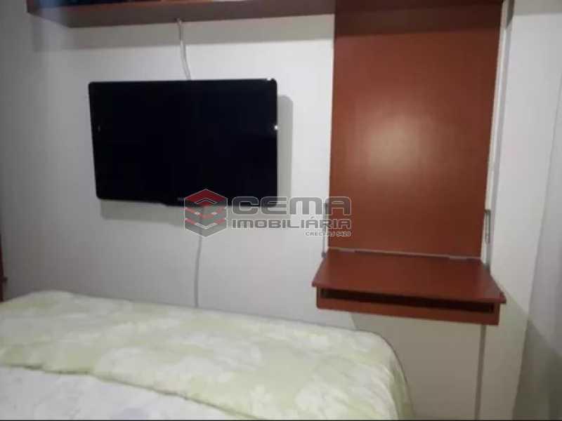 Quarto - Apartamento à venda Rua dos Araujos,Tijuca, Zona Norte RJ - R$ 398.000 - LAAP23825 - 14
