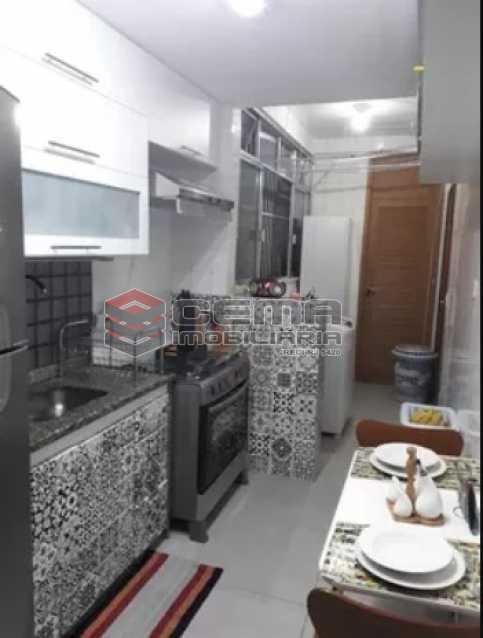 Cozinha - Apartamento à venda Rua dos Araujos,Tijuca, Zona Norte RJ - R$ 398.000 - LAAP23825 - 3
