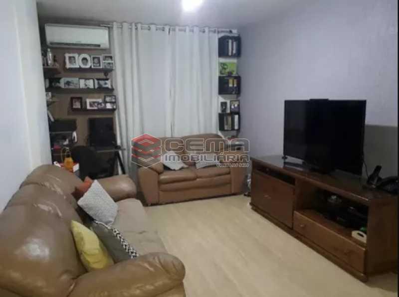 Sala - Apartamento à venda Rua dos Araujos,Tijuca, Zona Norte RJ - R$ 398.000 - LAAP23825 - 1